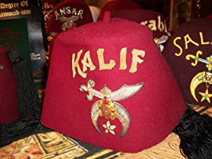 KALIF FEZ: DAN BROWN,ALBERT PIKE,Noble Drew Ali,Malachi York,Shriner,Mason,Moor,Islam,Five ...