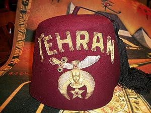 TEHRAN FEZ: Noble Drew Ali,Malachi York,Shriner,Mason,Moor,Islam,Five Percenter,Mohammed,Clarence ...