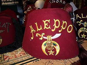 ALEPPO: Noble Drew Ali,Malachi York,Shriner,Mason,Moor,Islam,Five Percenter,Mohammed,Clarence 13x,...