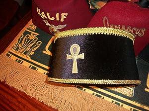 ANKH FEZ: Noble Drew Ali,Malachi York,Shriner,Mason,Moor,Islam,Five Percenter,Mohammed,Clarence 13x...