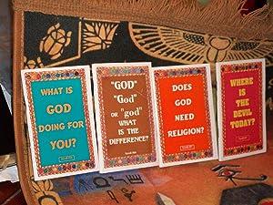 Does God Need Religion? (Scroll #97): York, Dr. Malachi Z.