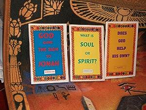 Does God Help His Own? (Scroll #99): York, Dr. Malachi Z.