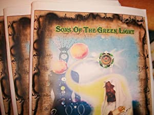 SONS of the GREEN LIGHT: York, Malachi