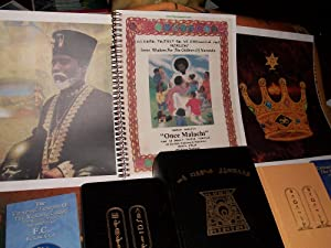 Once Malachi. Inner Wisdom for the Children of Nuwaubu vol 1: York, Malachi