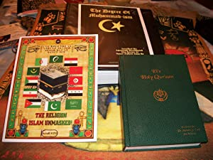 The Islam Collection - El's Holy Qur'aan and Islam Unmasked and The Degree of ...