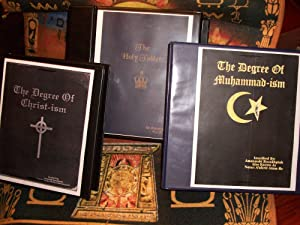 The Golden Bars Holy Tablets and Degrees of Muhammad-ism and Christ-ism: York, Malachi