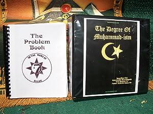 Problem Book Degree of Muhammad-ism,: Malachi York Clarence