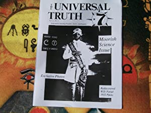 THE UNIVERSAL TRUTH volume 2 number 3: Prince A Cuba,Clarence