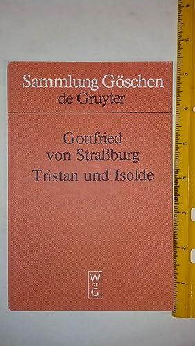Sammlung Goschen: Tristan und Isolde; Gottfried von: de Gruyter