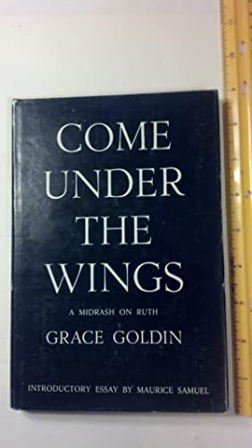 Come under the Wings, a Midrash on Ruth