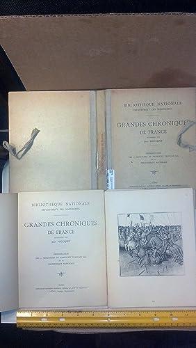 Grandes Chroniques de France: Foucquet, Jean