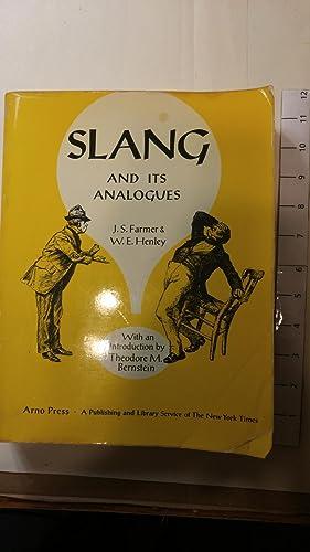Slang and Its Analogues: Farmer; Henley