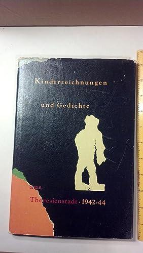 Kinderzeichnungen Und Gedichte Aus Theresienstadt 1942-1944