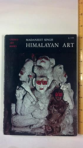 Himalayan art; wall-painting and sculpture in Ladakh,: Singh, Madanjeet