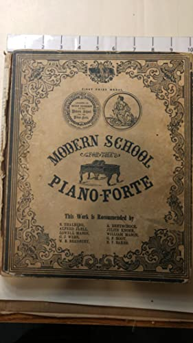 The Modern School For The Piano-forte: Richardson, Nathan