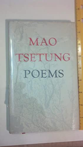 Mao Tsetung Poems: Mao Tsetung