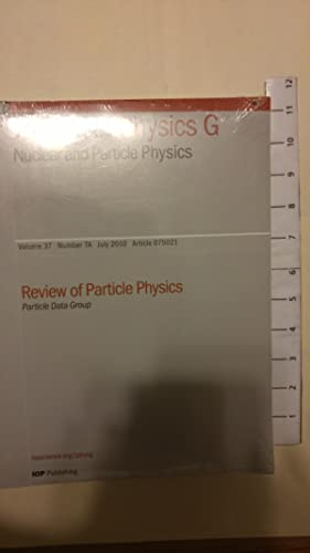 Journal of Physics G Nuclear and Partical Physics Volume 37 Number 7A July 2010 Article 075021