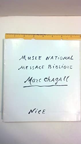 Musee National Message Biblique Marc Chagall, Nice: Marc Chagall
