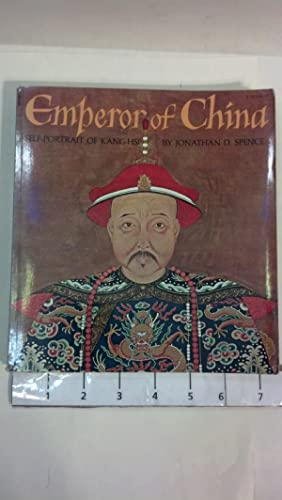 the emperor of china jonathan d spence Find great deals for emperor of china : self-portrait of k'ang-hsi by jonathan d spence (1988, paperback) shop with confidence on ebay.