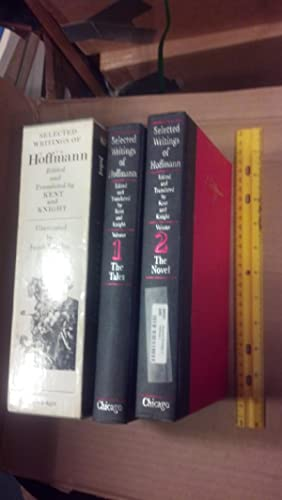 Selected Writings of Hoffmann: Hoffmann; Kent; Knight