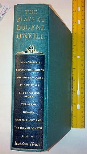 The Plays of Eugene O'Neill Volume Three: Anna Christie,Beyond the Horizon,The Emporer Jones,...