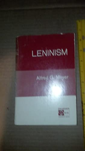 Leninism: Meyer, Alfred G.