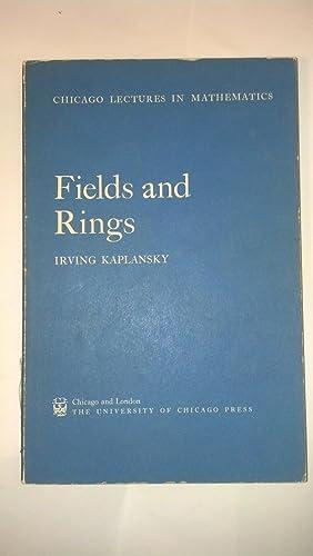 Fields and Rings: kaplansky, irving