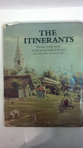 The Itinerants (Russian realist artisits of the: Lebedev, Andrei