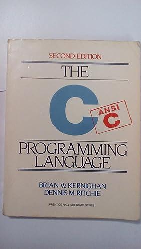 C Programming Language, 2nd Edition: Kernighan, Brian W.;