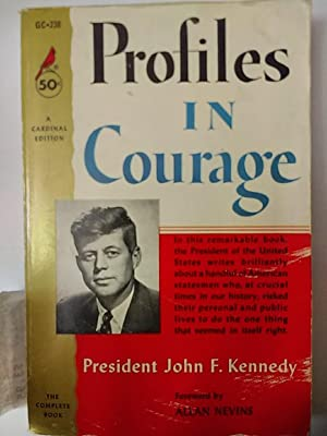 Profiles in Courage: Kennedy; nevins
