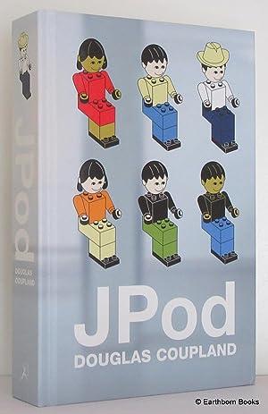JPod: Special Edition: COUPLAND Douglas