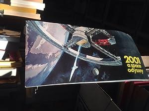 2001. A Space Odyssey. Souvenir Book. 1968. Paper.: S. Kubrick)