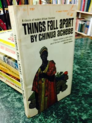 an analysis of the languages in things fall apart by chinua achebe Things fall apart language and literature things fall apart is a novel written by chinua achebe it is set during the late 19th, early 20th century in a small village named umuofia situated in nigeria.