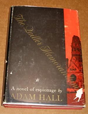 The Quiller Memorandum: Hall, Adam