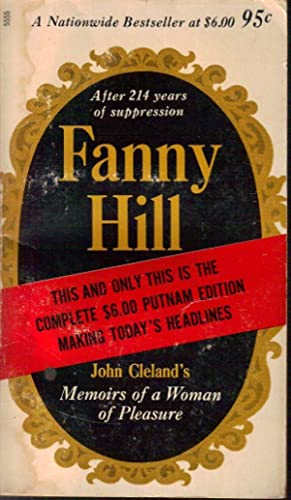 Memoirs of a Woman of Pleasure [Fanny