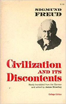 an analysis of human instincts in civilization and its discontents by sigmund freud Accordingto freud,humanity's very movement into civilized society (and the child's analogous instroduction to that society) require the repression of our primitive (but still very insistent) desiresindeed, for this reason, he argues in civilization and its discontentsthat all of civilized society is a substitute-formation, of sorts, for our.