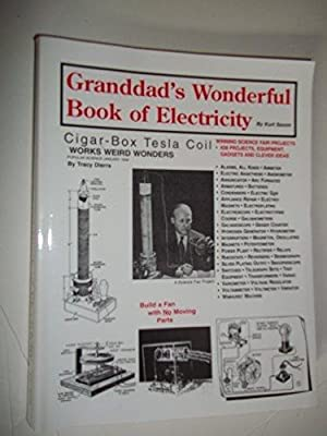 GRANDDADS WONDERFUL BOOK OF ELECTRICITY