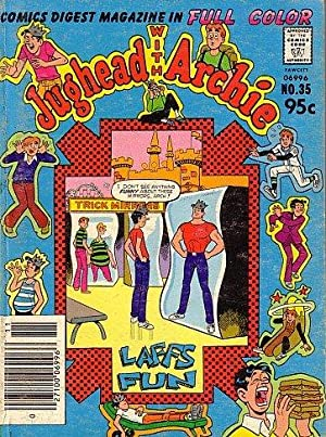 Jughead with Archie, #35 (Comic Digest)