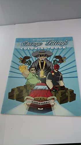 Chingo Bling's Coloring Book by Joe Yayo (author) C. Gunnz (artist)