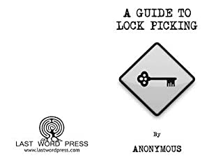 M.I.T. Guide to Lock Picking by Ted the Tool by Ted the Tool