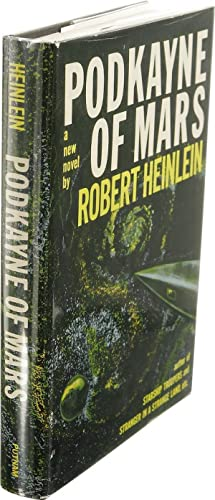 Podkayne of Mars 1st Edition 2nd Impression: Heinlein, Robert