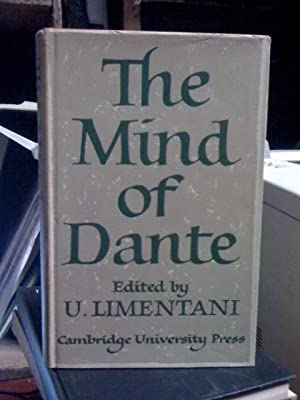 The Mind Of Dante: Limentani, U.