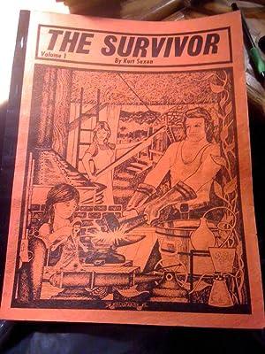 The Survivor Volume 1 by Kurt Saxon VINTAGE