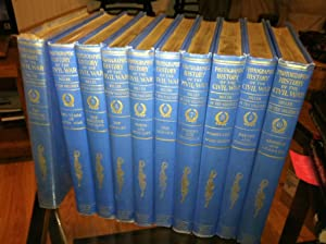 THE PHOTOGRAPHIC HISTORY OF THE CIVIL WAR IN TEN VOLUMES Semi-Centennial Memorial