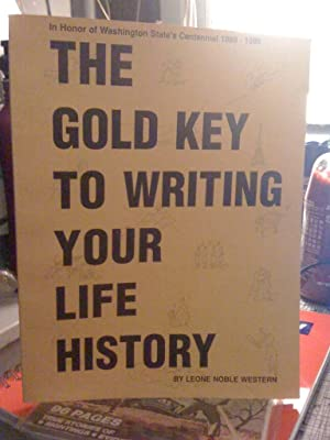 Gold Key to Writing Your Life History: Noble, Western Leone