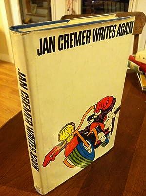 JAN CREMER WRITES AGAIN - sequel to