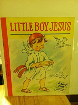 Little Boy Jesus: Plastic Book: n/a