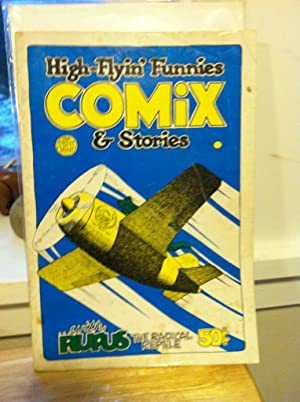 High-Flyin' Funnies Comix and Stories