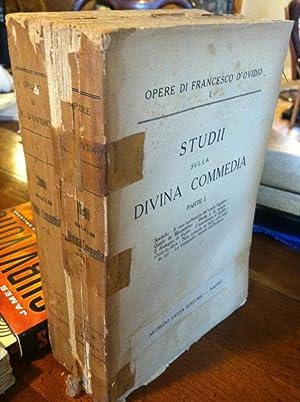 Studii Sulla Divina Commedia Partes I & II: n/a