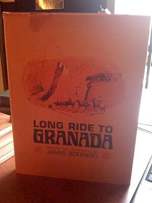 Long ride to Granada.: Bodrero, James.